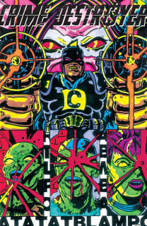All-Time Comics: Crime Destroyer #2