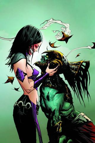 Mortal Kombat X #9