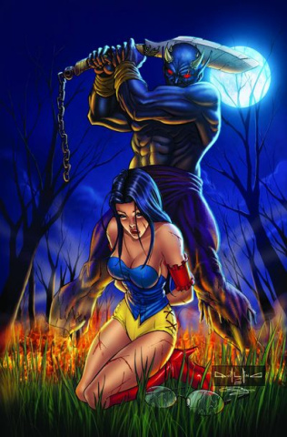 Grimm Fairy Tales #59 (Qualano Cover)