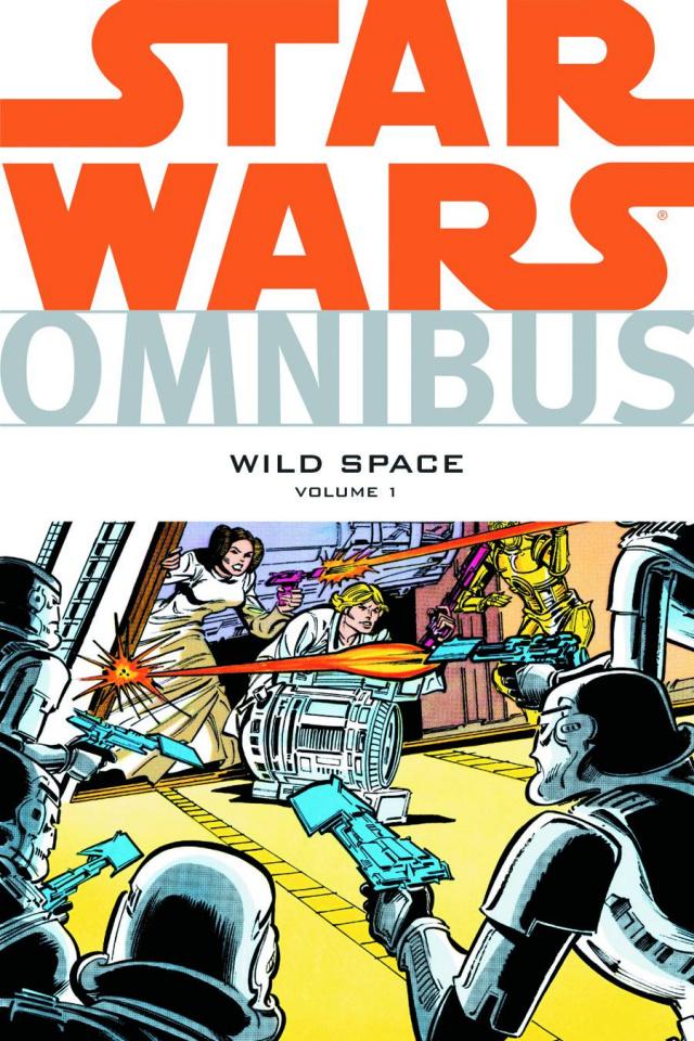 Star Wars Omnibus Vol. 1: Wild Space