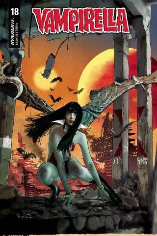 Vampirella #18 (Gunduz Cover)