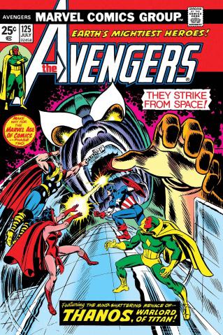 Avengers vs. Thanos #1 (True Believers)