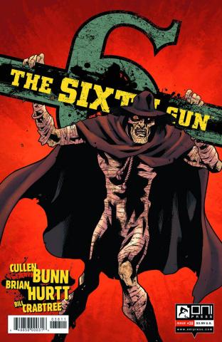 The Sixth Gun #38