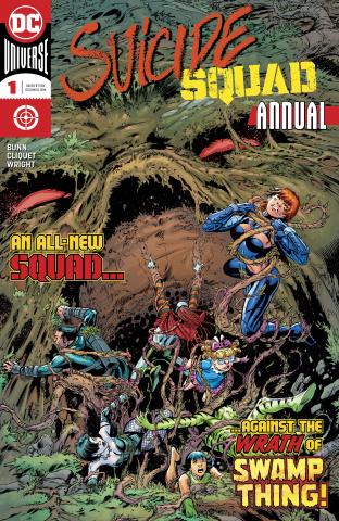 Suicide Squad Annual #1