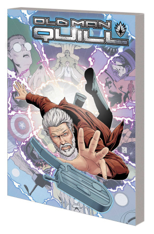 Old Man Quill Vol. 2