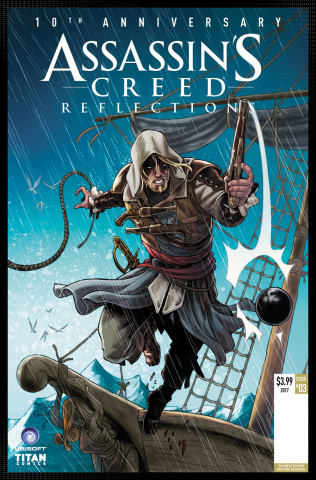 Assassin's Creed: Reflections #3 (Arranz Cover)