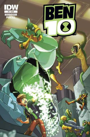Ben 10 #4