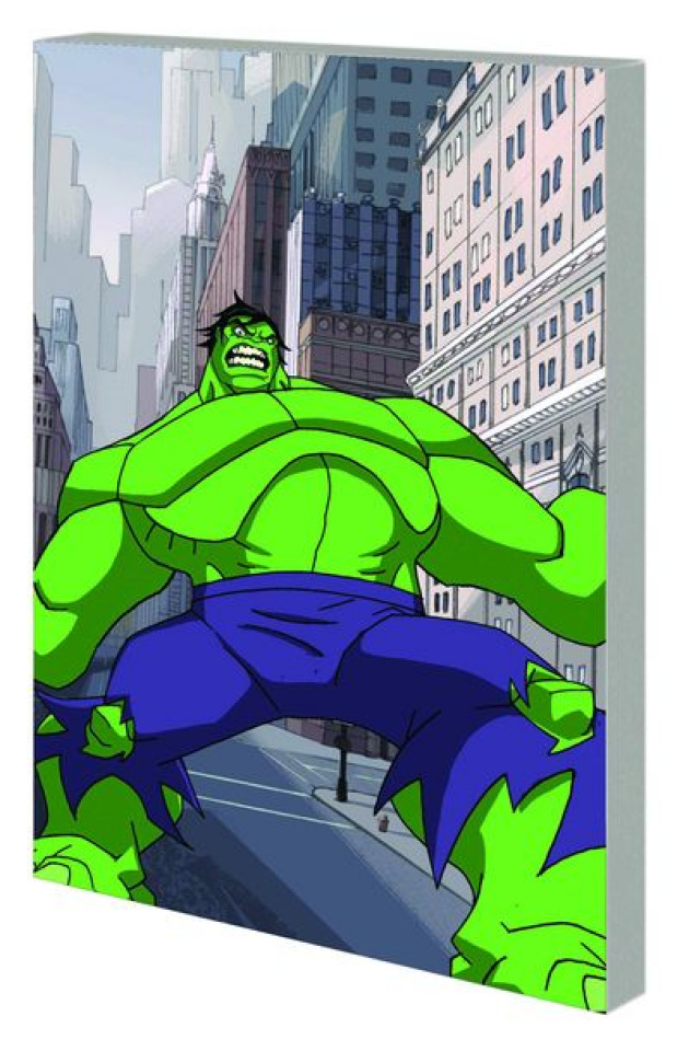 Marvel Adventures: The Avengers - Hulk