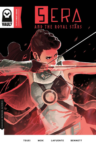 Sera and the Royal Stars #1 (Daniel Cover)