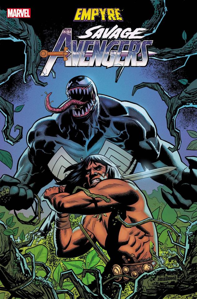 Empyre: Savage Avengers #1