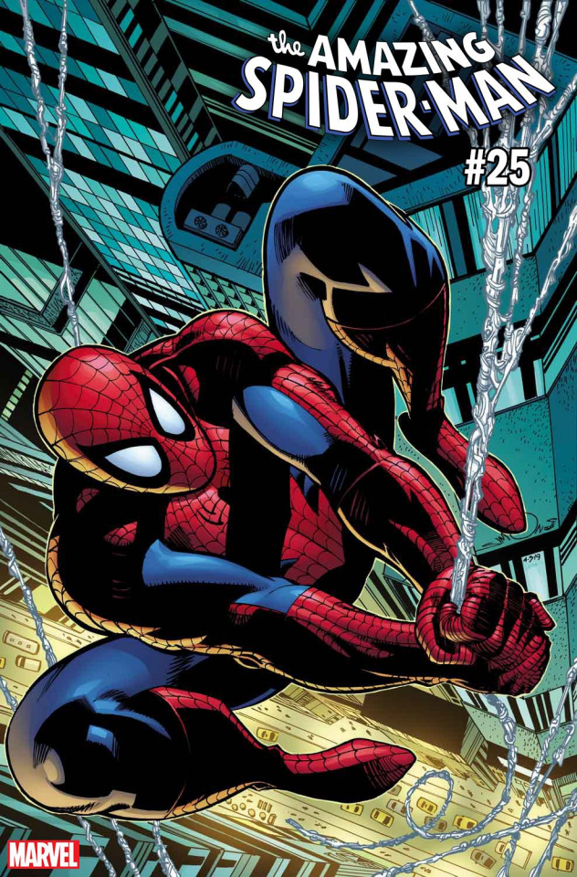 The Amazing Spider-Man #25 (Simonson Cover)