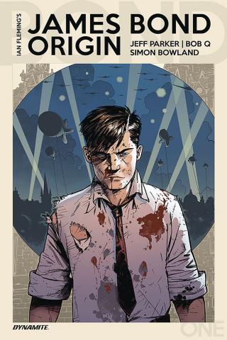 James Bond: Origin #1 (Walker Cover)