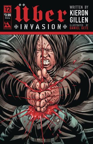 Über: Invasion #12 (Blitzkreig Cover)