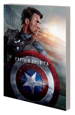 Captain America: The First Avenger Screenplay