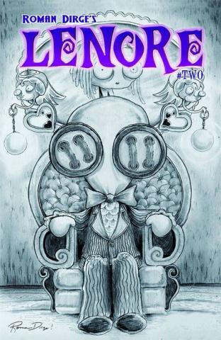 Lenore, Volume II #2