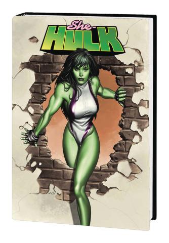 She-Hulk by Dan Slott (Omnibus)