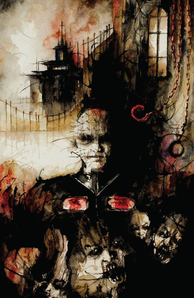 Hellraiser: Bestiary #4 (15 Copy Cover)