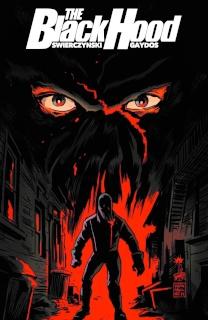 The Black Hood #1 (Francavilla Cover)