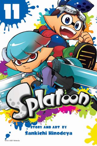 Splatoon Vol. 11