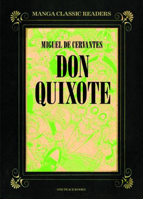 Manga Classic Readers Vol. 3: Don Quixote