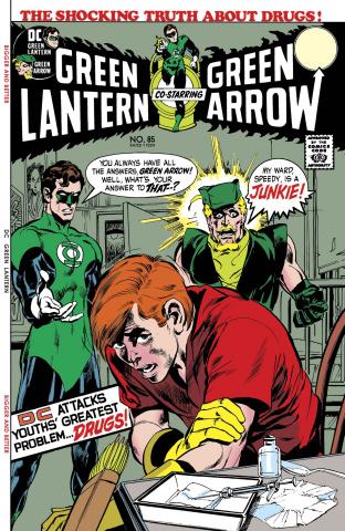 Green Lantern #85 (Facsimile Edition)