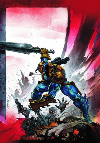 Deathstroke Vol. 1: Legacy