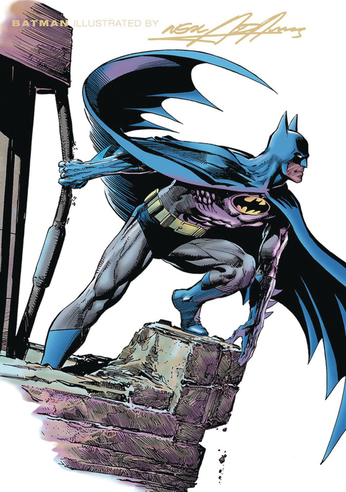 Batman by Neal Adams Book 3