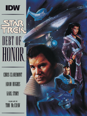 Star Trek: Debt of Honor (Facsimile Edition)