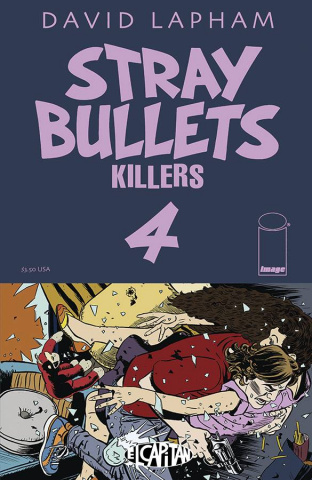 Stray Bullets: Killers #4