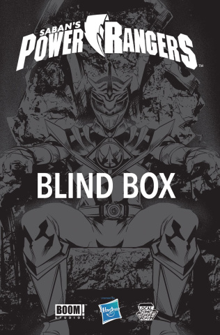 Mighty Morphin' Power Rangers Year 2 Blind Box