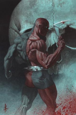 The Death-Defying Devil #3 (40 Copy Federici Virgin Cover)