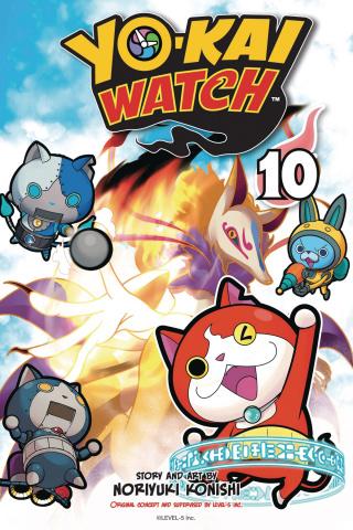Yo-Kai Watch Vol. 10