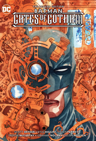 Batman: The Gates of Gotham (Deluxe Edition)