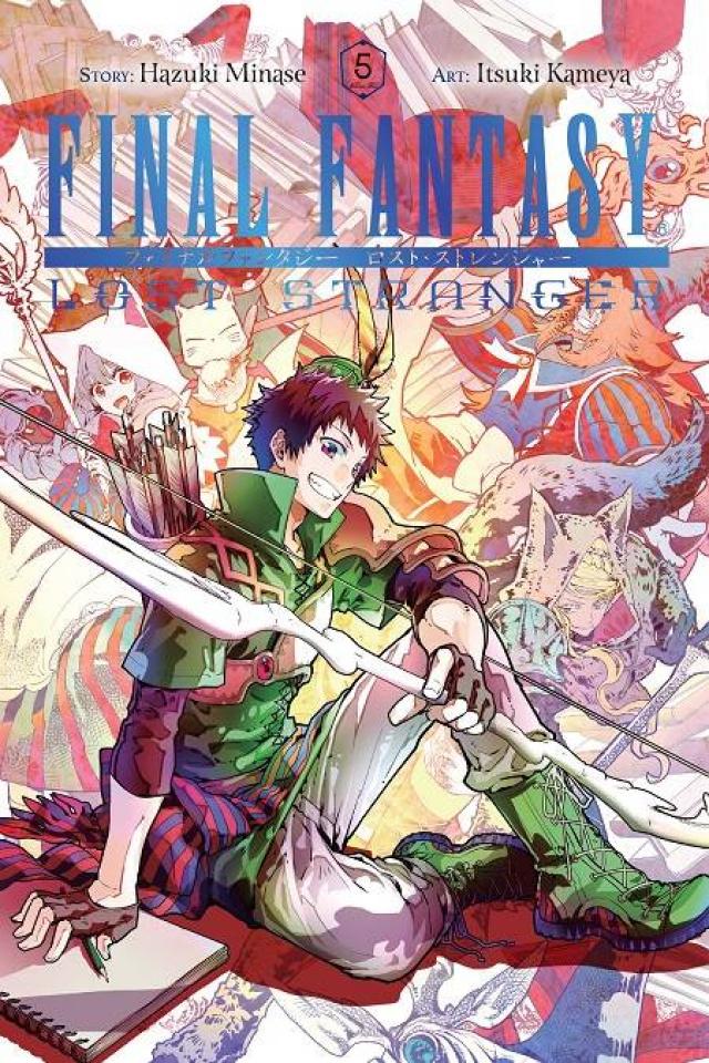 Final Fantasy: Lost Stranger Vol. 5