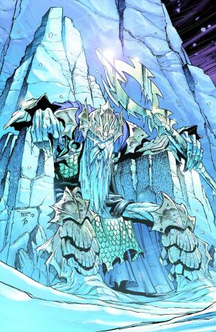 Aquaman #19 (WTF Variant)