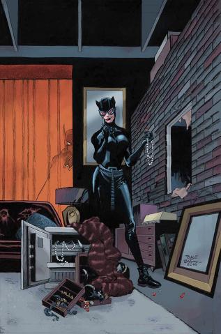 Batman #10 (Variant Cover)