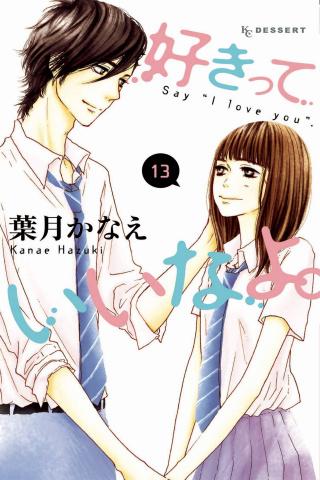 """Say """"I Love You"""" Vol. 13"""