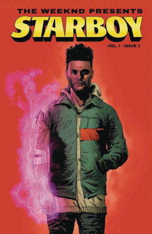 THE WEEKND Presents Starboy #1 (Nguyen 2nd Printing)
