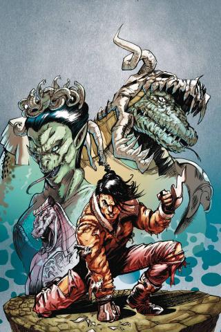 Shikari Force: Hunters #3