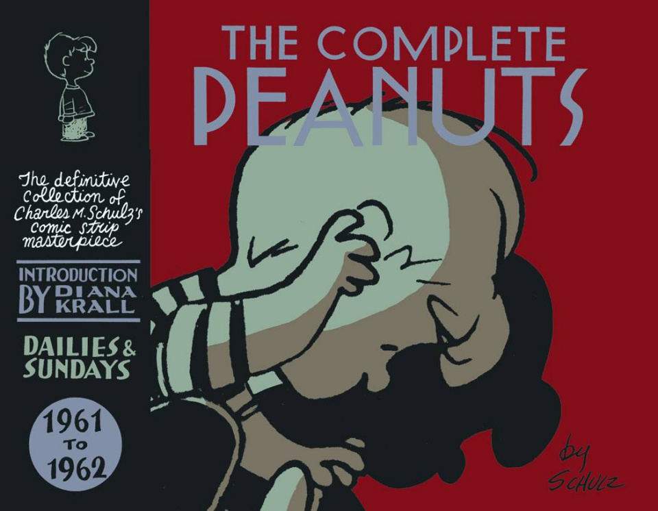 The Complete Peanuts Vol. 6: 1961-1962
