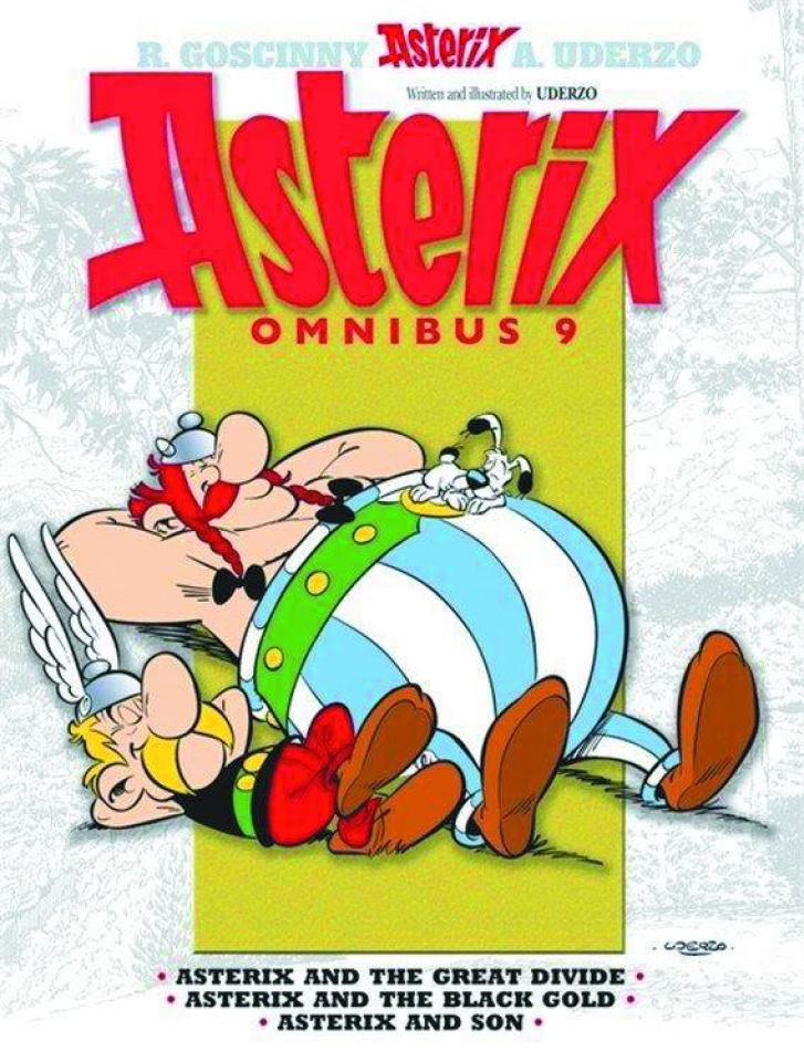 Asterix Vol. 9 (Omnibus)