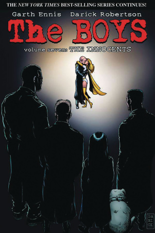 The Boys Vol. 7: The Innocents (Robertson Signed Edition)