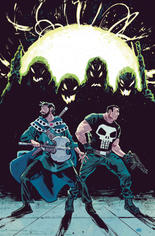 Doctor Strange / The Punisher: Magic Bullets #2