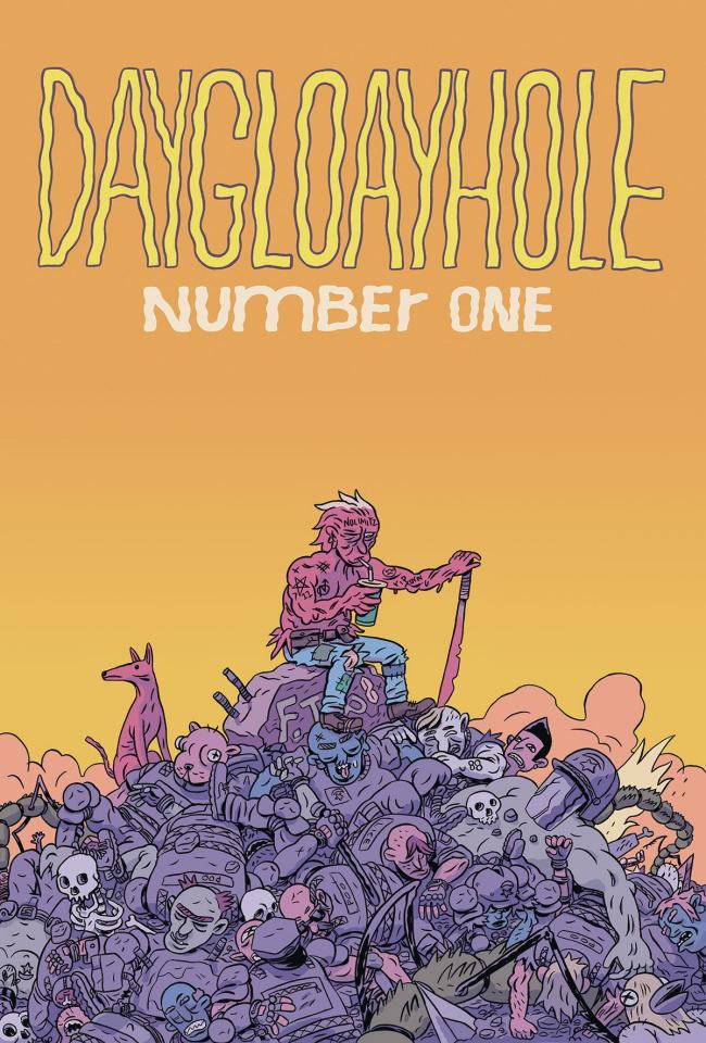 Daygloayhole #1
