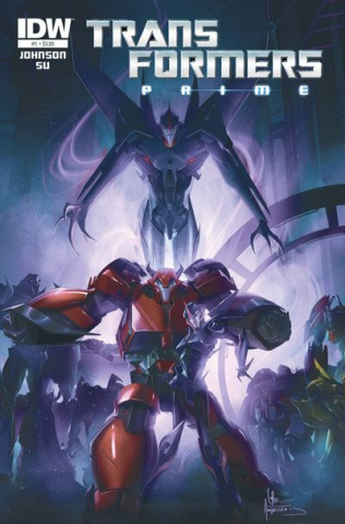 Transformers Prime #4