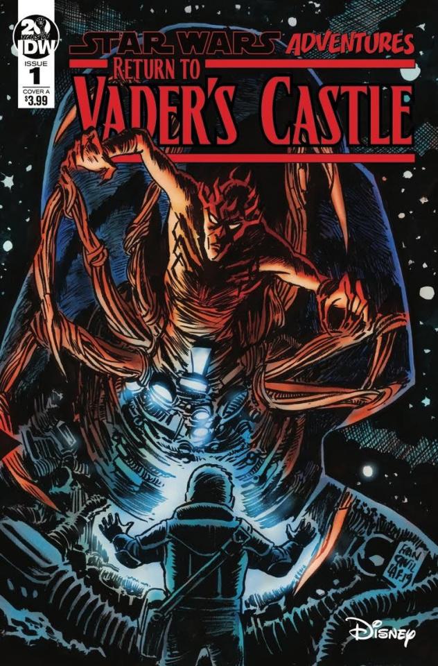 Star Wars Adventures: Return to Vader's Castle #1 (Francavilla Cover)