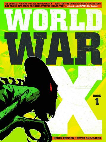 World War X Vol. 1: Helius