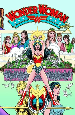 Wonder Woman by George Perez Vol. 1 (Omnibus)