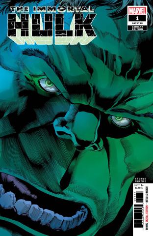 The Immortal Hulk #1 (Bennett 3rd Printing)