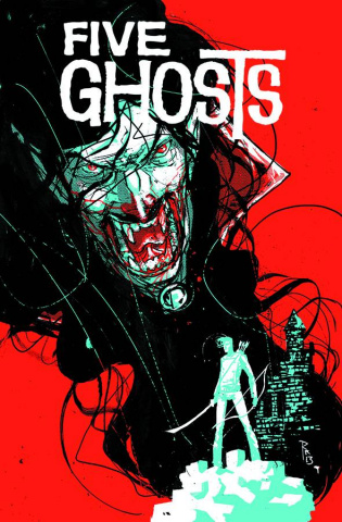 Five Ghosts #17